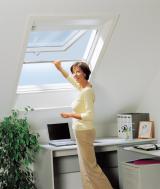 Fliegengitter für Dachfenster