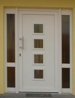 Verglasungen von Haustüren