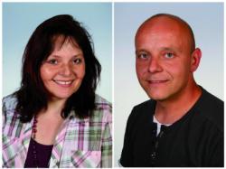 Die Inhaber: Gabriele Mehler und Joachim Piecha